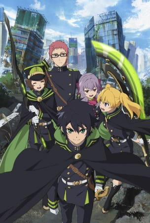 Owari No Seraph The Beginning Of The End Characters