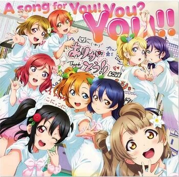 A song for You! You? You!!