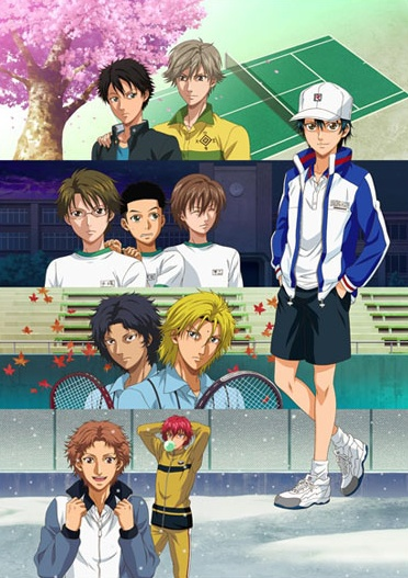 Prince of Tennis: Another Story II - Ano Toki no Bokura