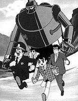 Tetsujin 28-gou: Tanjou-hen